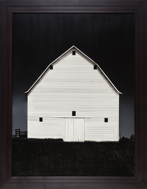 , 'Wells County,' 2014, Nancy Hoffman Gallery