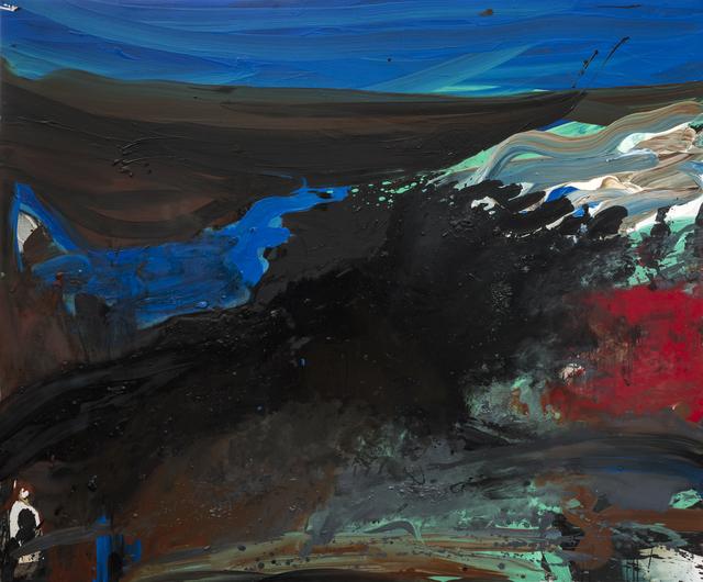, 'Paysage,' 2015, La Patinoire Royale / Galerie Valerie Bach