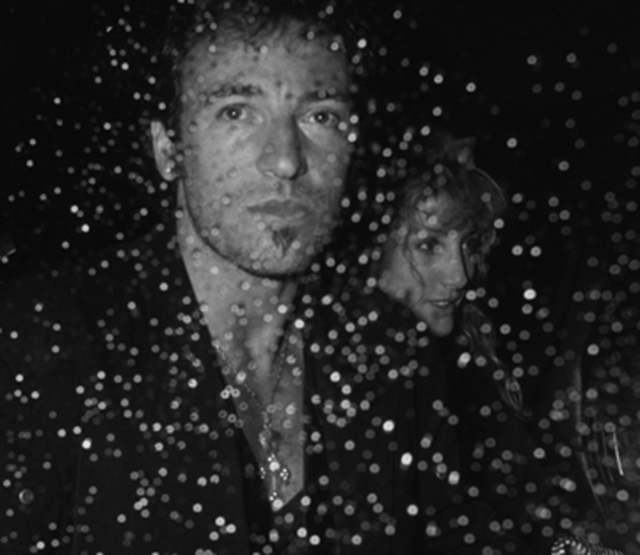 , 'Bruce Springsteen and Patti Scialfa, Canal Bar, New York,' 1988, Staley-Wise Gallery