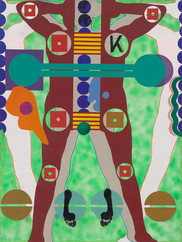 Kiki Kogelnik, 'Siempre Por Tio,' 1964, KÖNIG GALERIE