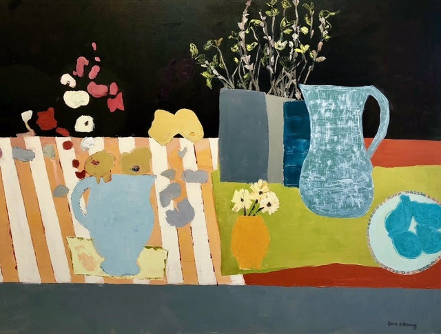 , 'Spring Table,' 2010-2018, Eisenhauer Gallery
