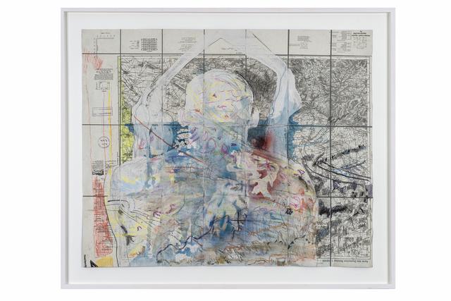 , 'Tricolore,' 2015, Galerie Kornfeld