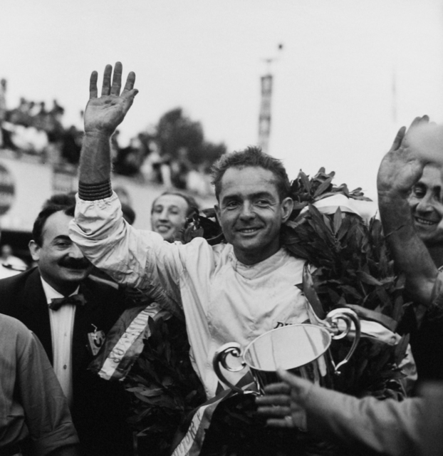 Jesse Alexander, 'Phil Hill, Grand Prix of Italy, Monza', 1960, PDNB Gallery