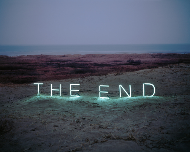 , 'The End,' 2010, ONE AND J. Gallery
