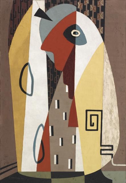 , 'Untitled (Abstract Composition),' 1947, Vallarino Fine Art