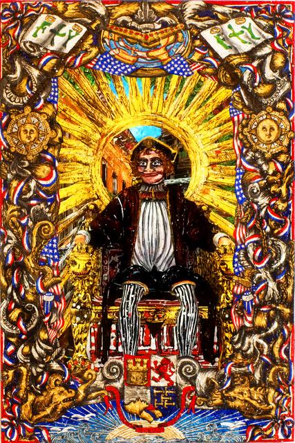 , 'The Magnificent Exploiter,' 2016, Luis De Jesus Los Angeles