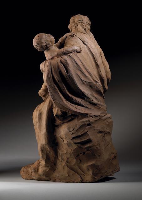 Michiel van der Voort The Elder, 'Charity', Sculpture, Terracotta, Tomasso Brothers