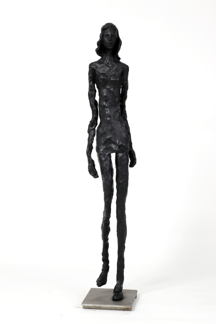 , 'Giacometti's Granddaughter as a Supermodel (catwalk) ,' 2012, Zemack Contemporary Art