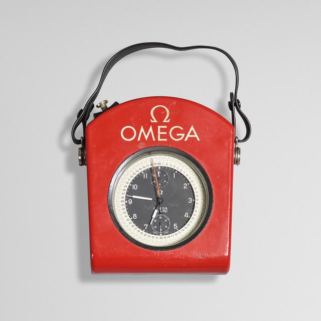 OMEGA, 'Split-Seconds chronograph', c. 1966, Wright