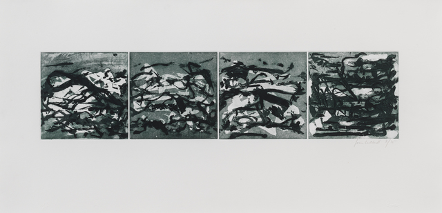 , 'Gate,' 1989, Susan Sheehan Gallery