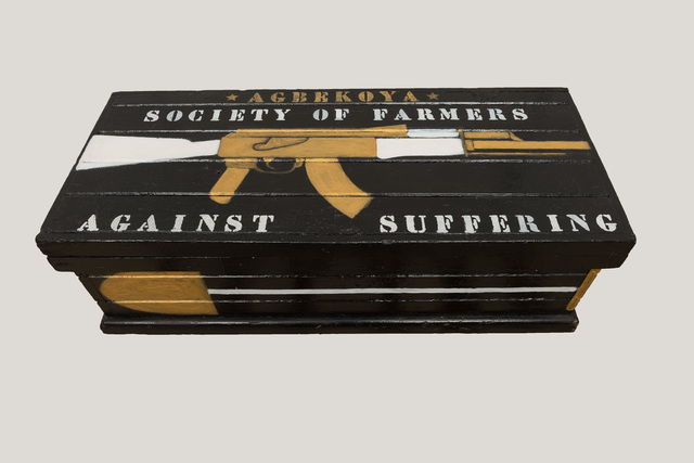 , 'Agbekoya Society of Farmers against Suffering ,' 2014, Ed Cross Fine Art
