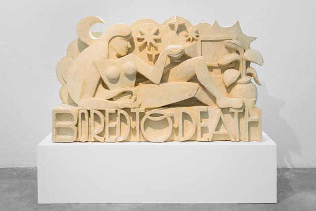 AkaCorleone, 'BORED TO DEATH', 2018, Underdogs Gallery