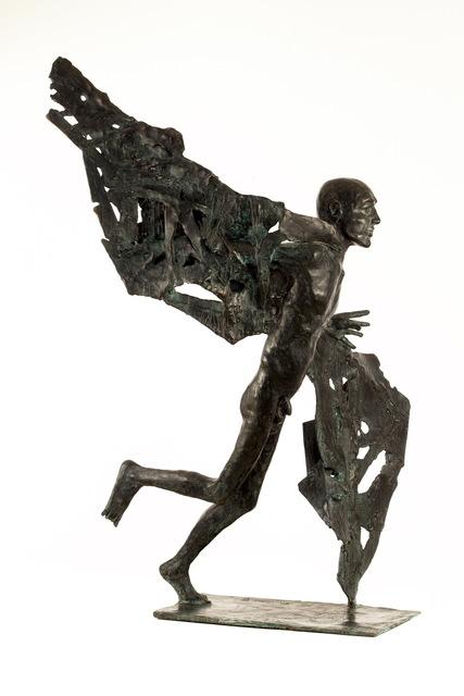 , 'Flugversuch,' 2012, Galerie Klose