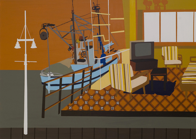 , 'Home And Ship,' 2011, Zemack Contemporary Art