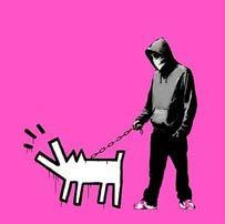 Banksy, 'Choose Your Weapon (Pink)', 2010, ArtLife Gallery