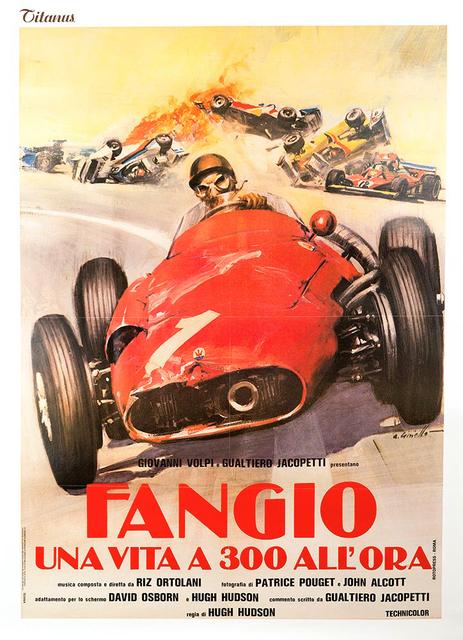 , 'Juan Fangio,' 1979, Omnibus Gallery