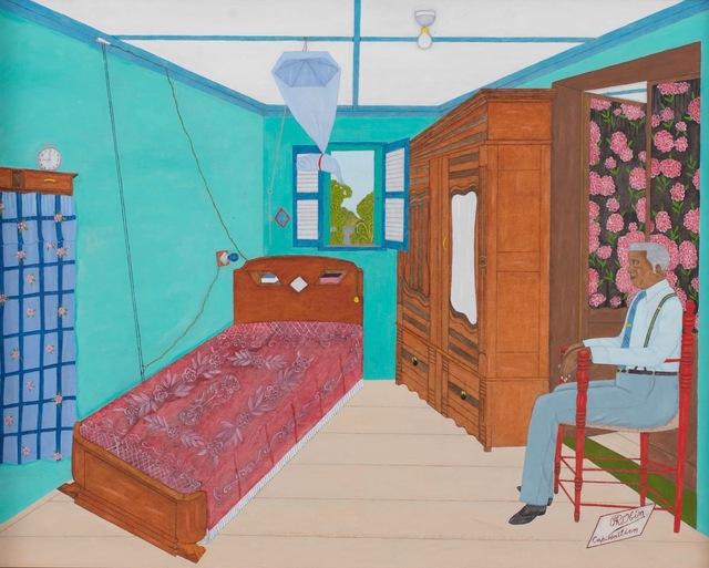 , 'Artist's Chambre,' ca. 1981, ZQ Art Gallery