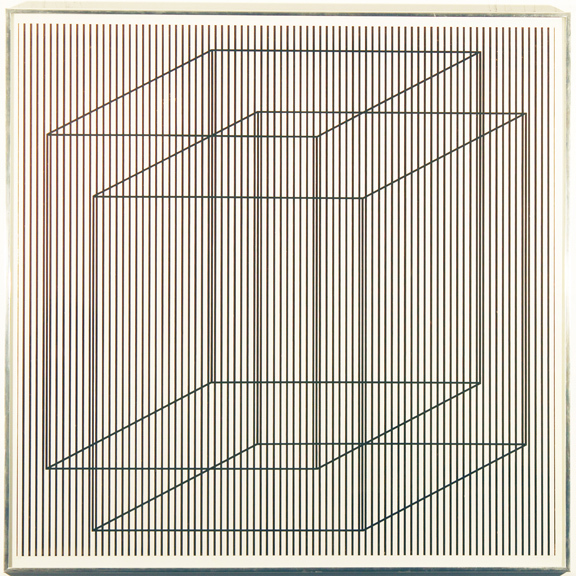 , 'Superimposed in Light ,' 1973, David Richard Gallery