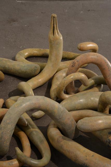 , 'Magnitude of Resistance (detail),' , Amos Eno Gallery