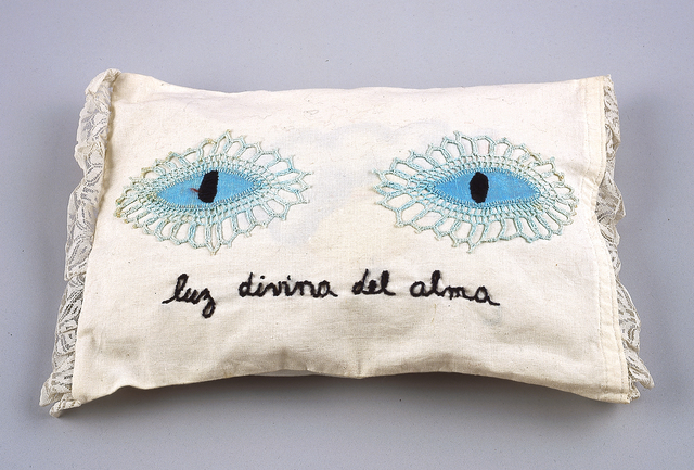 , 'Luz divina del alma [Divine Light of the Soul],' 1995, Blanton Museum of Art