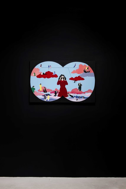MELTEM SIRTIKARA, 'You're in My Dream', 2019, Anna Laudel