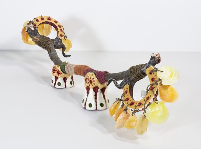 , 'Monkeys & Shells Shaker,' 2018, Anna Zorina Gallery