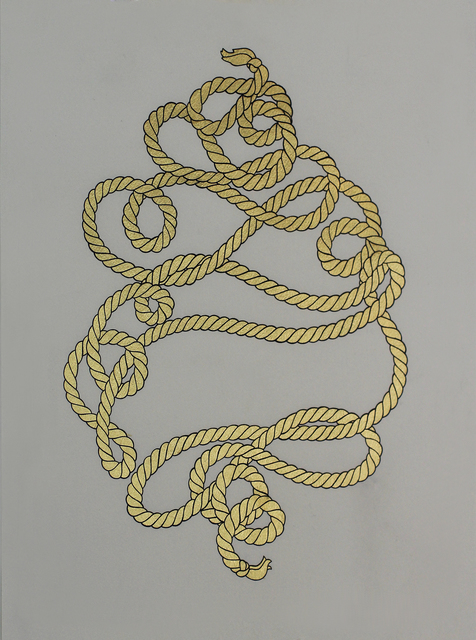 , 'Rope III,' 2017, Sienna Patti Contemporary