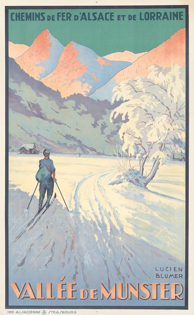 , 'Vallée de Munster.,' , Rennert's Gallery