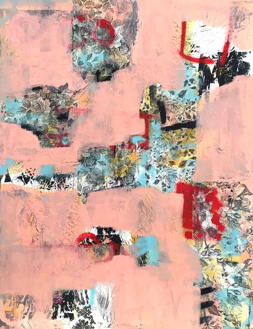 , 'You Thrive,' 2017, Axiom Fine Art