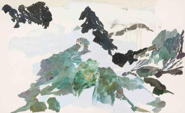 , 'Study of Landscape 52,' 2017, Aki Gallery