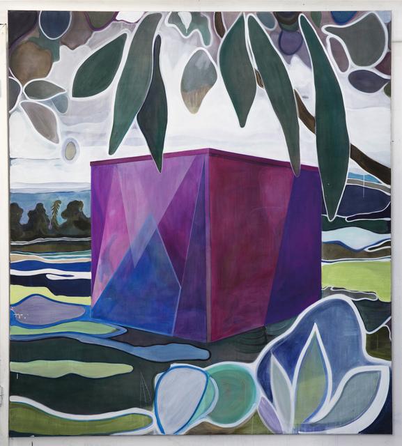, 'Transformator (Westküste),' 2014, Galerie Michael Janssen