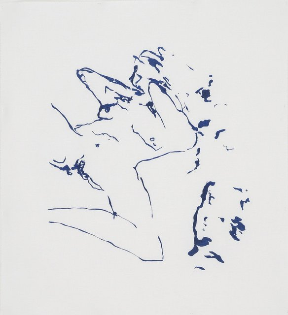Tracey Emin, 'The Beginning of Me', 2012, Artsnap