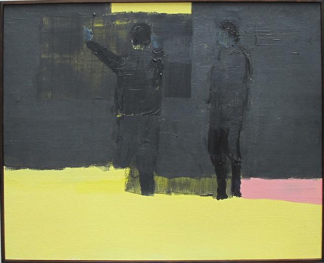 , 'De Costas #4,' 2014, Galeria Millan
