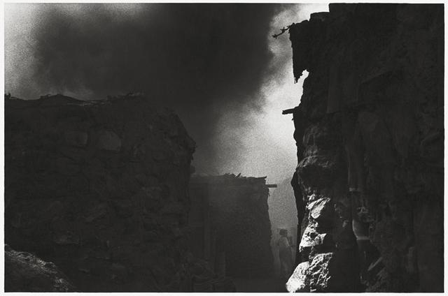 Paulo Nozolino, 'Black smoke, Cairo ', 1992, Galerie Les filles du calvaire