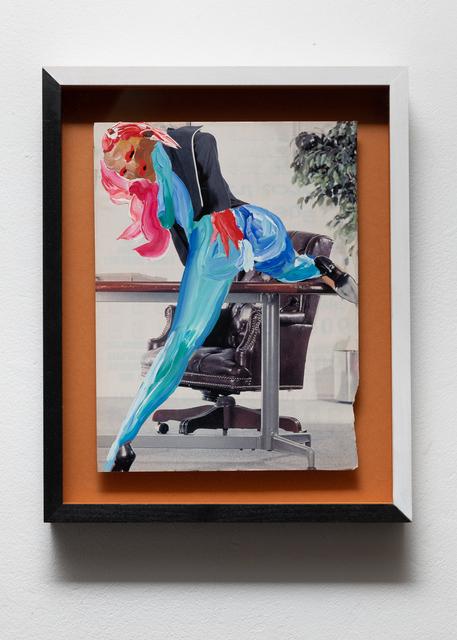 , 'La Puss in the Boots,' 2018, LAMB Arts