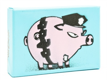 Flat Top Pig
