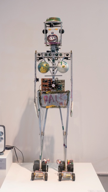 , 'Robot K-456,' 1964-1996, Nam June Paik Art Center