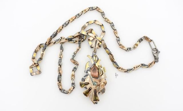 Liam Powers, 'Custom Pendant and Chain ', 2018, The Crown Collection