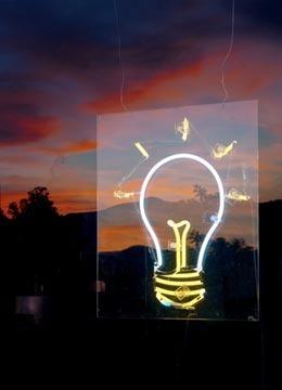 , 'Light Bulb Shop Window (Illuminations),' 2008, Yancey Richardson Gallery