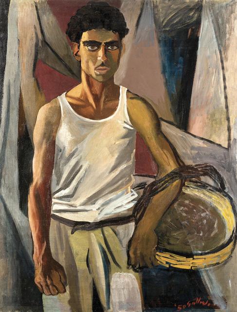 Renato Guttuso, 'Pescatore siciliano', 1950, Il Ponte