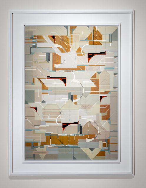 James Kennedy, 'Notation XI', 2019, Callan Contemporary