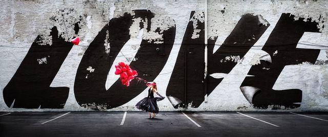 David Drebin, 'Love is in the Air', 2018, Contessa Gallery