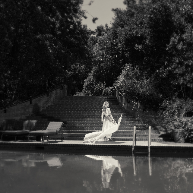 Tyler Shields, 'Marilyn's Pool', ca. 2019, Samuel Lynne Galleries