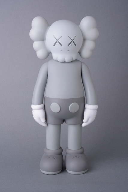 KAWS, 'Where The End Starts Grey Companion', 2016, Sculpture, Vinyl painted, Carroll Art