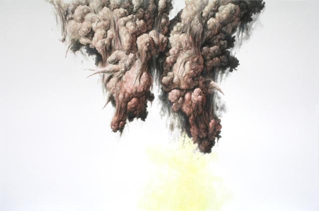 , 'Flock,' 2014, P.P.O.W