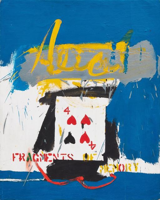 , 'Alice – Fragrants of Memory,' 1965, Kukje Gallery