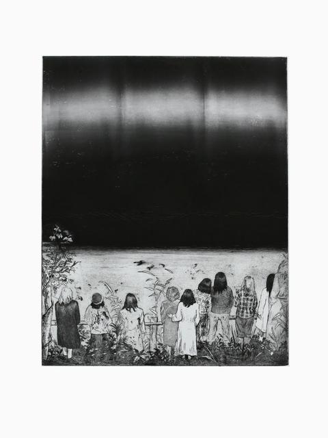 , 'Unusual Weather,' 2016, rosenfeld porcini