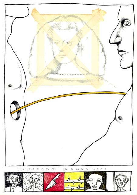 , 'Figures II,' 1999, Isabel Croxatto Galería