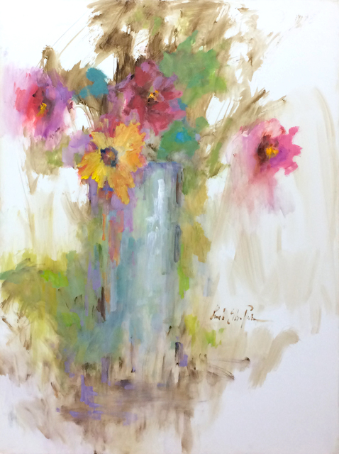 , 'Flowers From My Garden,' , Beverly McNeil Gallery
