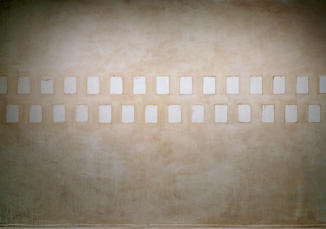 , 'Relief mit Abbild,' 2017, REITER